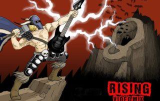 Thor Rising Video Mix Kevin Stuart Swain